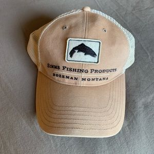 Simms Fishing Product Trucker Hat